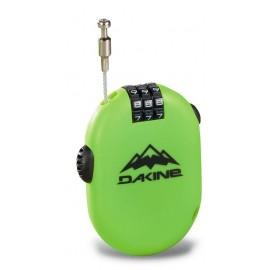Antivol Dakine Micro Lock Vert
