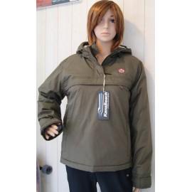 Women's Jacket KANABEACH Holdall Khaki