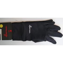 Herman Tech Tactile Mixed Gloves Black