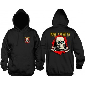 Sweat Capuche Powell Peralta Ripper Noir