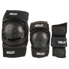 Set de Protections Bullet Junior Noir