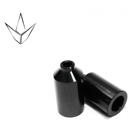 Pegs Blunt Alu Black + Axes