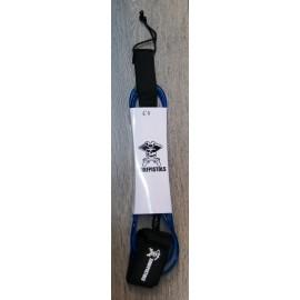 Leash Surf Pistols 6' Bleu