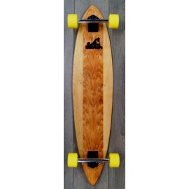 Longboard Skate Grain Cider Hill Pintail