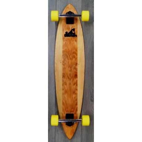 "Longboard Skate Grain Cider Hill Pintail 38"""