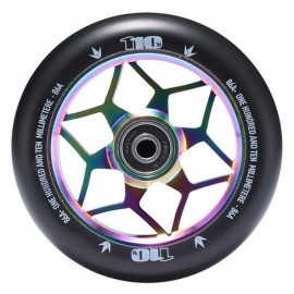 Roue Blunt Diamond 110mm Oil Slick