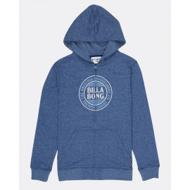 Sweat Zip Junior BILLABONG Danapoint Dark Blue