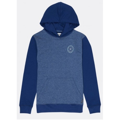 BILLABONG Hoodie Piston Junior Dark Blue
