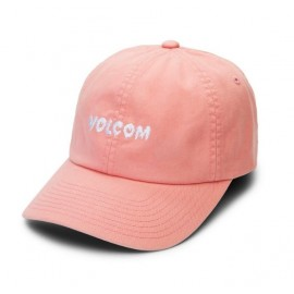 Casquette Volcom Femme Good Mood Dad Hat Mellow rose