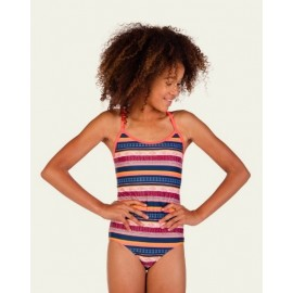 Swimsuit Junior PROTEST Naomi Beet Red