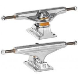 Set Of Two Trucks Independent 139mm Raw Silver
