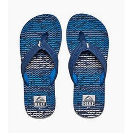 Tong Enfant REEF AHI Blue Horizon Waves