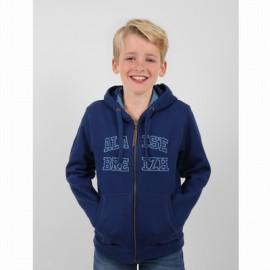 Child Sweatshirt Breizh Dagnet Marine