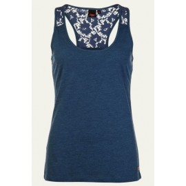 PROTEST Women's Tank Top 18 Gas Blue Beccles