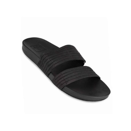 REEF Women's Cushion Bounce Slide Black