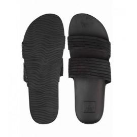 REEF Women's Sandal Cushion Bounce Slide Black