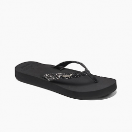 REEF Women's Star Cushion Black