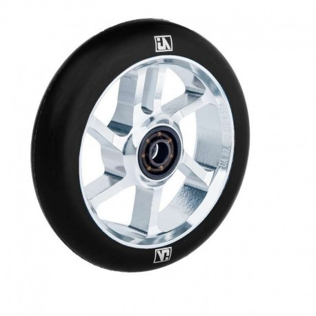 Roue UrbanArtt S7 100mm Core Chrome PU Black