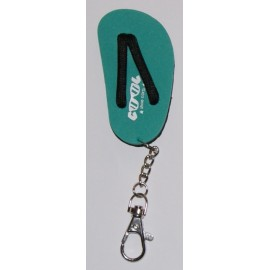 Key Rings Cool Shoe Green