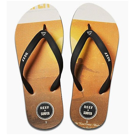 Tongs Reef Switchfoot X Surfer Sept of 67