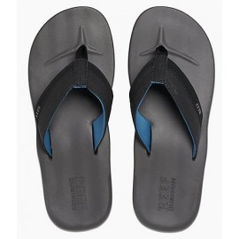 Reef Sandal Contoured Cushion Grey Blue