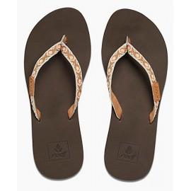Reef Women Sandal Ginger Brown Peach