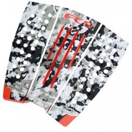 Pads FCS Julian Wilson Camo Blood Orange