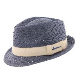 Chapeau Herman Don Duck Bleu