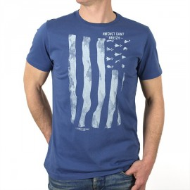 Men's T-Shirt Stered Gwenn Ha Du Blue Storm