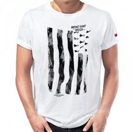 Men's T-Shirt Stered Gwenn Ha Du White