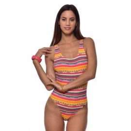 Swimsuit 1 piece Banana Moon Borage Chinka Yellow