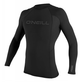 Top O'Neill Homme Thermo-X Manche Longue Noir