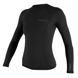 Top O'Neill Femme Thermo-X Manche Longue Noir