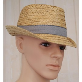 Chapeau Herman Don Sun Bleu