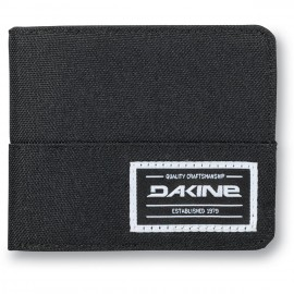 DAKINE Payback Black Wallet
