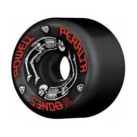 Powell Peralta G-Bones Skate Wheels Black 64mm 97A