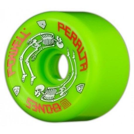 Roue Powell Peralta G-Bones Green 64mm