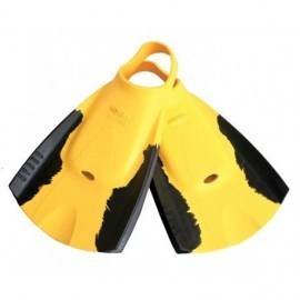 Palmes Hydro Fin Tech Fin Black Yellow
