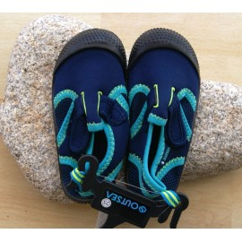 Neoprene Kid Boot Cool Shoe Outsea Submarine Navy