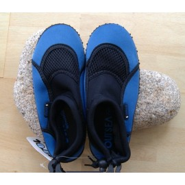 Neoprene slippers COOL SHOE Skin2 Black2