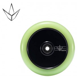 Blunt Scooter Wheel 120mm Hollow Core Black Glow