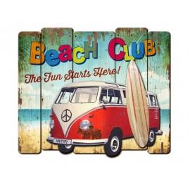 Tableau WOOD BEACH CLUB