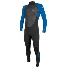 O'Neill Junior Wetsuit Reactor II 3/2mm Black Ocean