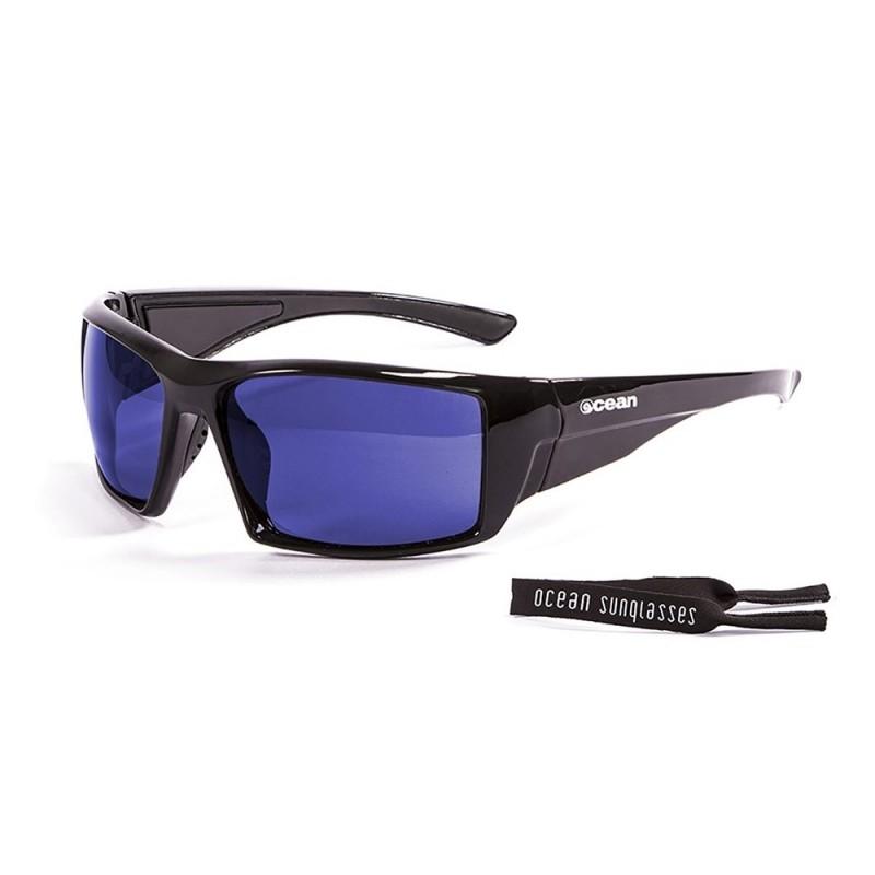 aad986f87ad9a0 Ocean Aruba Floating Sunglasses Shinny Black Blue - Breizh Rider