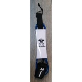 Leash Surf Pistols 7' Blue
