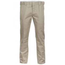 Pantalon Dickies Slim Work Pant Khaki