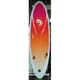 Egg Surfactory 6'8 Sunrise
