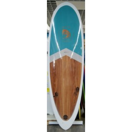 Scorpion Surfactory 6'4 Wood
