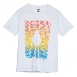 Volcom Wiggly White Junior T-shirt