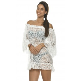 BANANA MOON Gwyneth Beach Tunic White